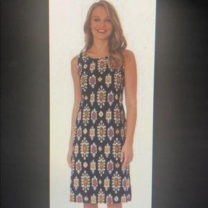 Jude Connally Beth Sheath Dress Made in USA.
